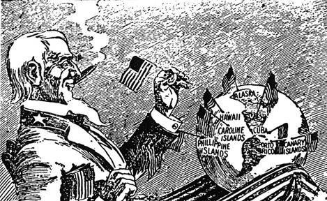 american imperialism in the late 1800s Us foreign policy during the age of imperialism scott fields – mckeel academy  when the united states defeated spain in the spanish-american  late 1800s the.